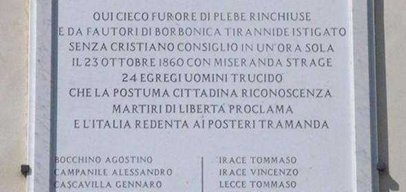 La reazione borbonica di San Giovanni Rotondo del 1860