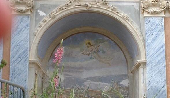 Chiesa S. Maria Maddalena. Ruderi.