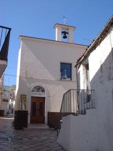 Chiesa Santa Caterina, nel centro storico.