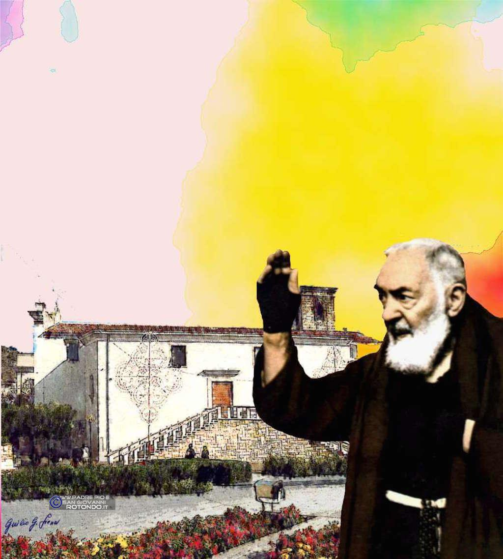 Padre Pio, Benedici Il Mio Paese