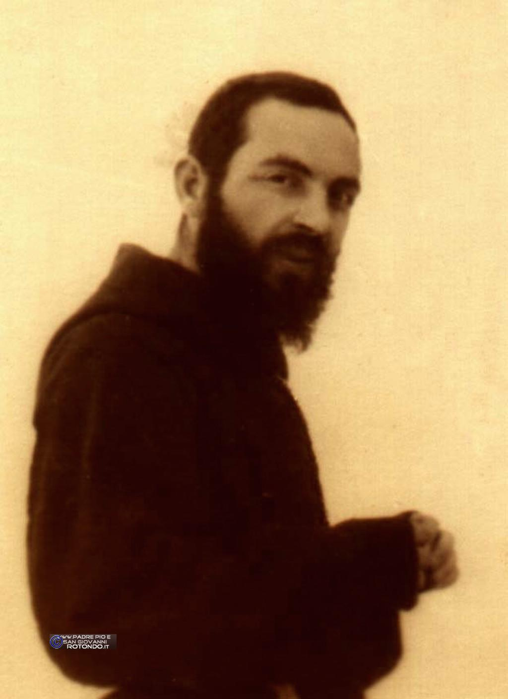 Padre Pio Giovane
