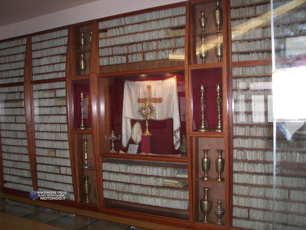 Una Annualità Di Lettere Scritte A Padre Pio