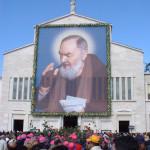 Il miracolo della canonizzazione di padre Pio