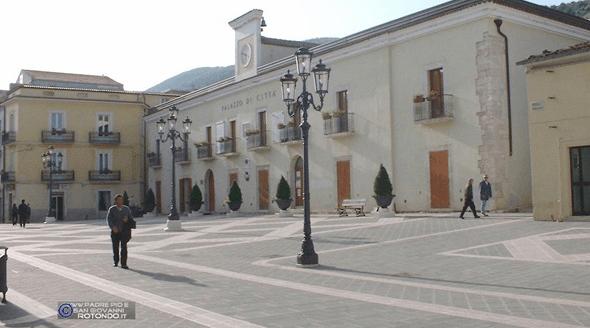 Palazzo S. Francesco, sede municipale