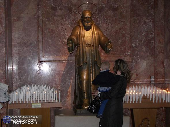L'Amore: elemento centrale nella vita di Padre Pio