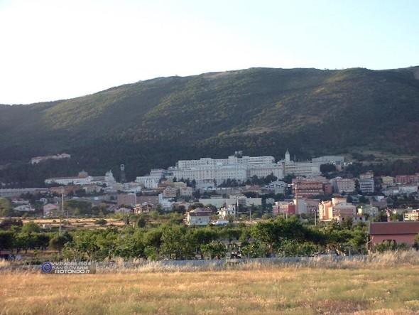 Parte I - Dall'ospedale San Francesco alla Casa Sollievo della Sofferenza