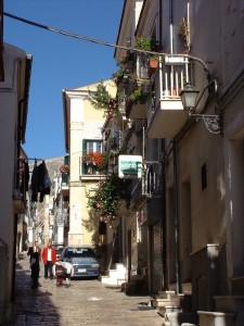 """Via Pirgiano (""""Chiazza ranna)"""
