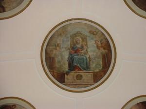 Dipinto del pittore milanese Natale penati