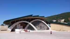 Chiesa San Pio da Pietrelcina di Renzo Piano